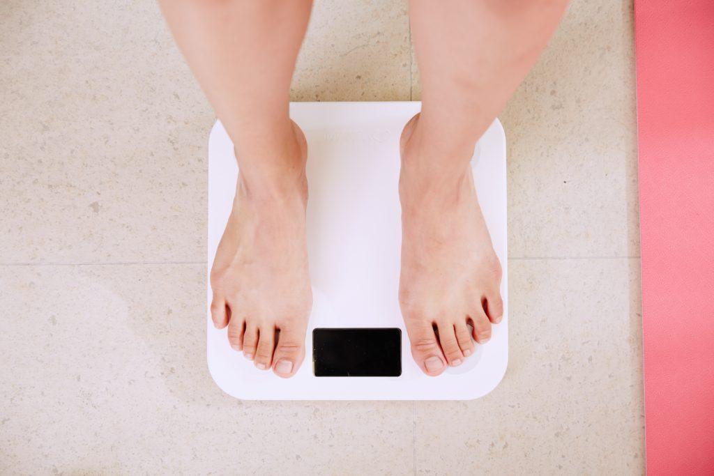 Fett verbrennen und Gewicht verlieren ist das gleiche