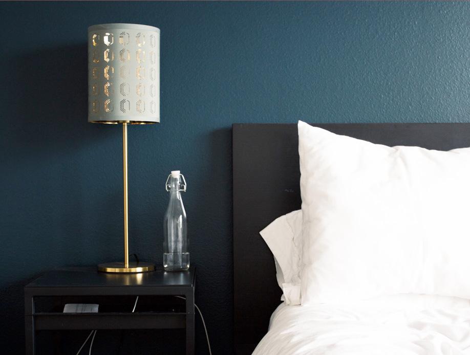 Interior wandfarben farben mit besonders gro em wohlf hlfaktor fashionzone - Moderne wandfarben 2018 ...